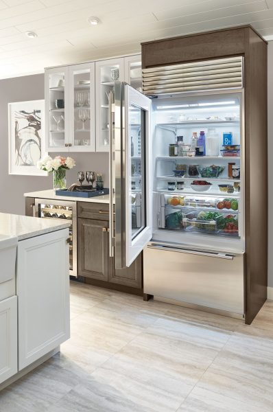 best temperature for Sub-Zero Refrigerator