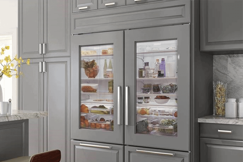 What's the Difference Between a Built-In and Freestanding Refrigerator?