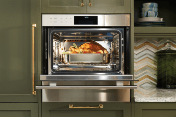 what is a convection steam oven