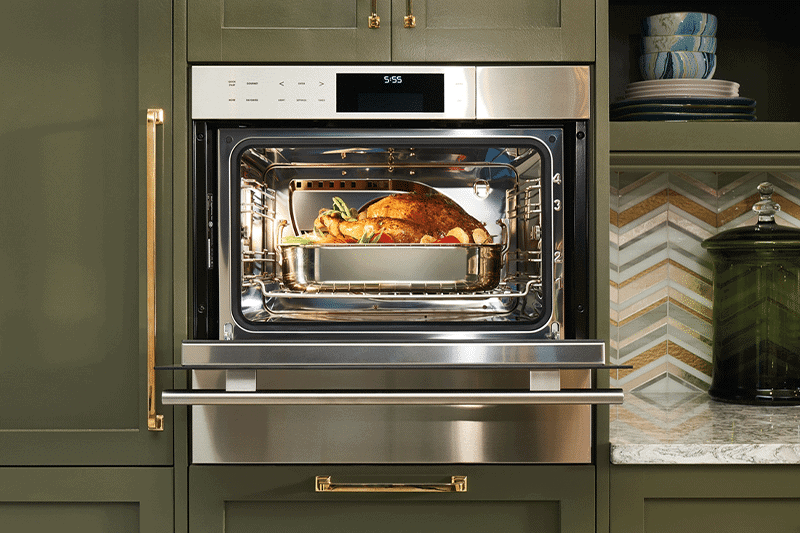 What's The Difference Between Wolf Convection Oven vs. Convection Steam Oven?