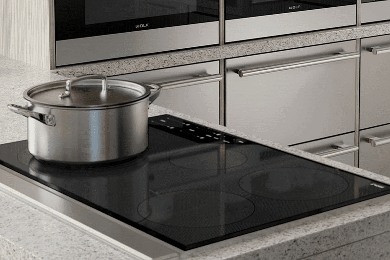 What to Do if Your Wolf Induction Cooktop Won't Unlock