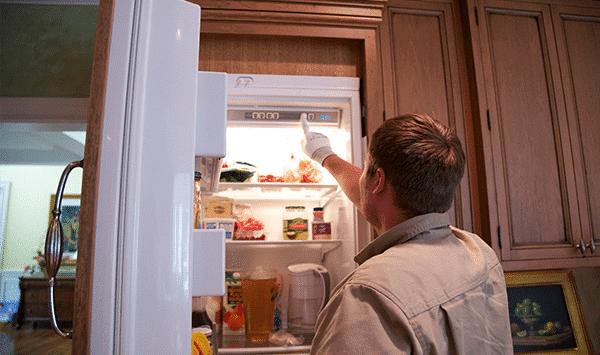 sub-zero refrigerator repair cincinnati