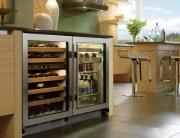 sub-zero wine cooler 424 not cold enough
