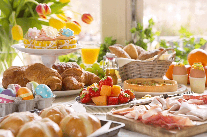 5 Best Easter Sunday Brunch Recipes