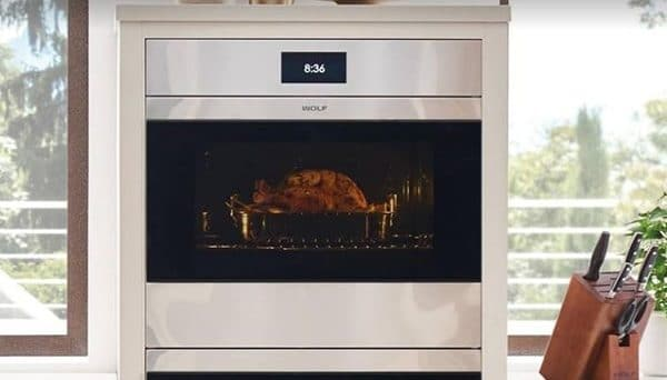 wolf oven convection bake vs roast