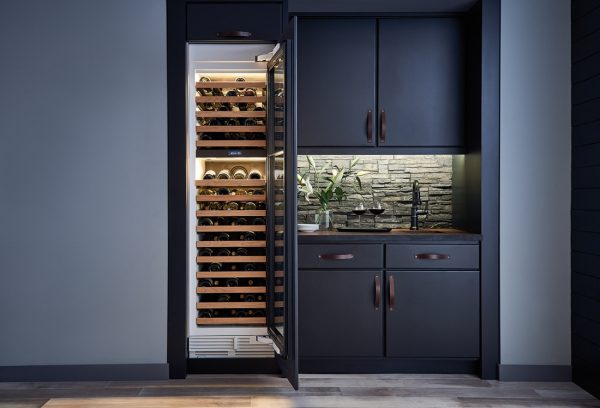 What is the best way to store wine