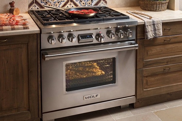 How to Clean Wolf Gas Range in 4 Easy Steps