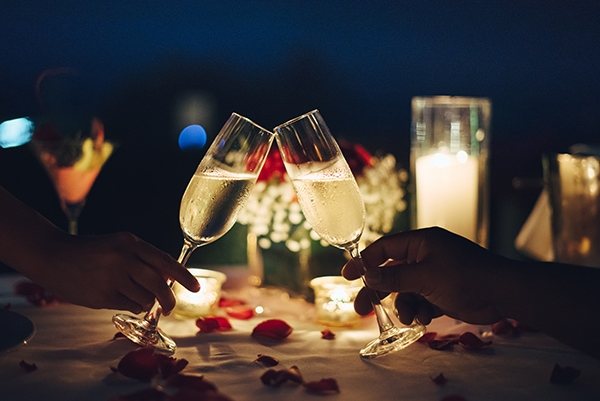 4 Food and Wine Pairings for Valentine's Day