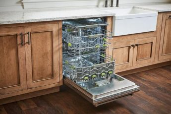 how to load bowls in a dishwasher