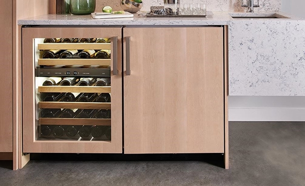 how to store wine in a wine cooler