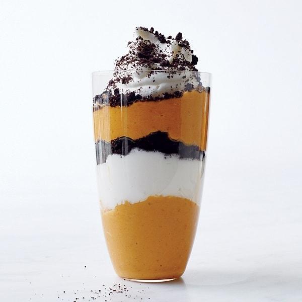 desserts with fresh pumpkin