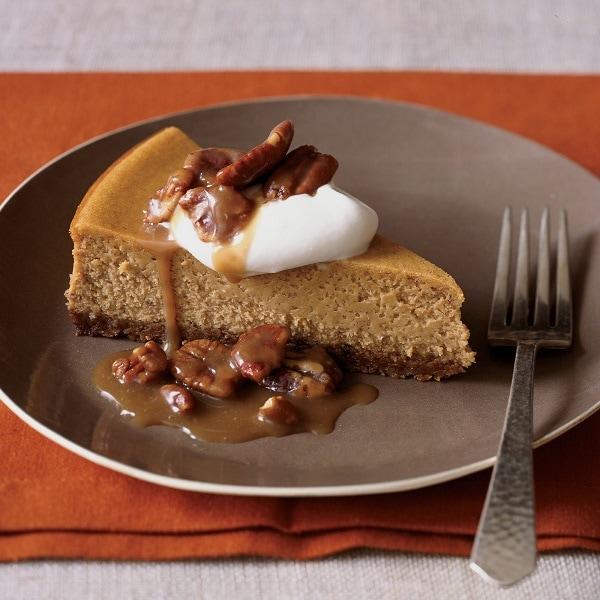 gourmet fall dessert